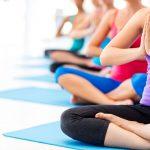 Yoga-helg 2-3 dec