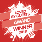 Loved by Guests award 2018